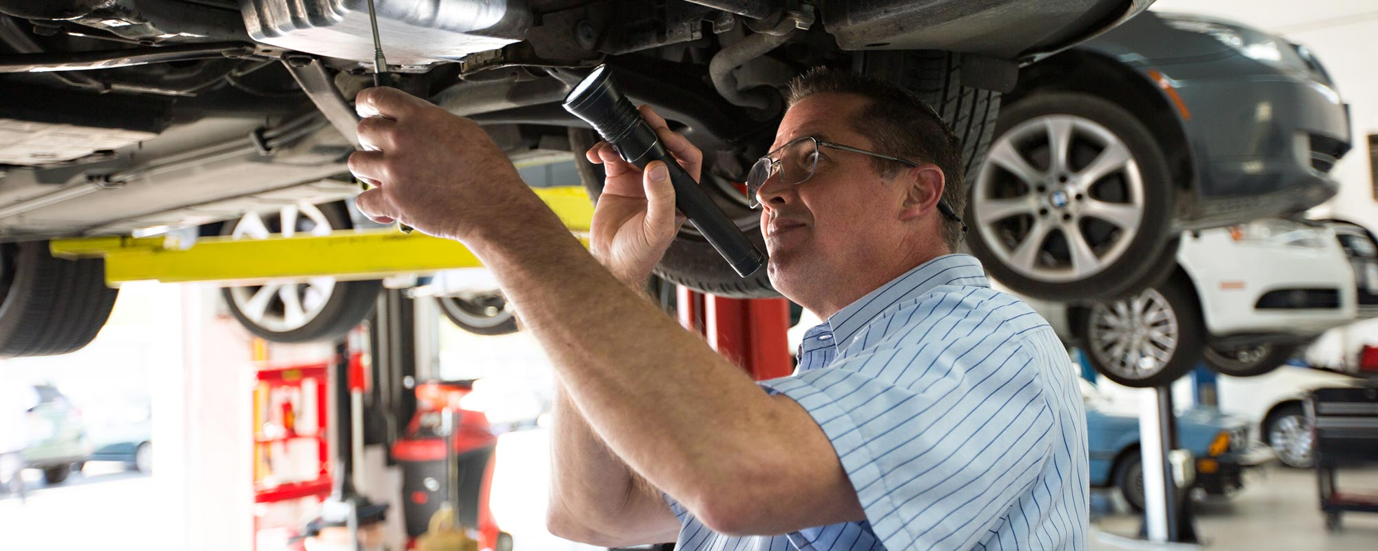 Krause's Automotive, Denton County, ASE Certified Master Technicians