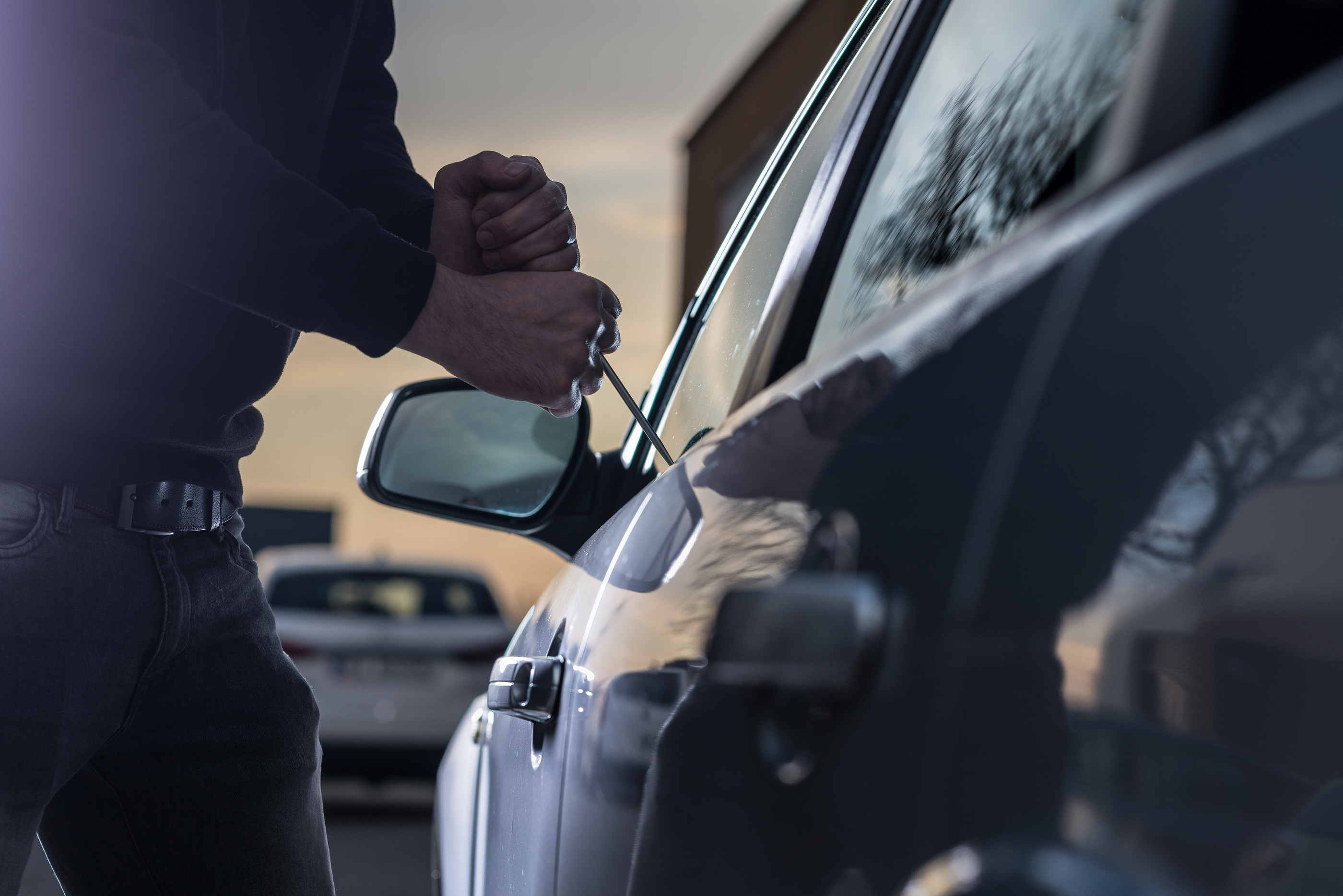 Auto Theft Cases Are Rising in Texas