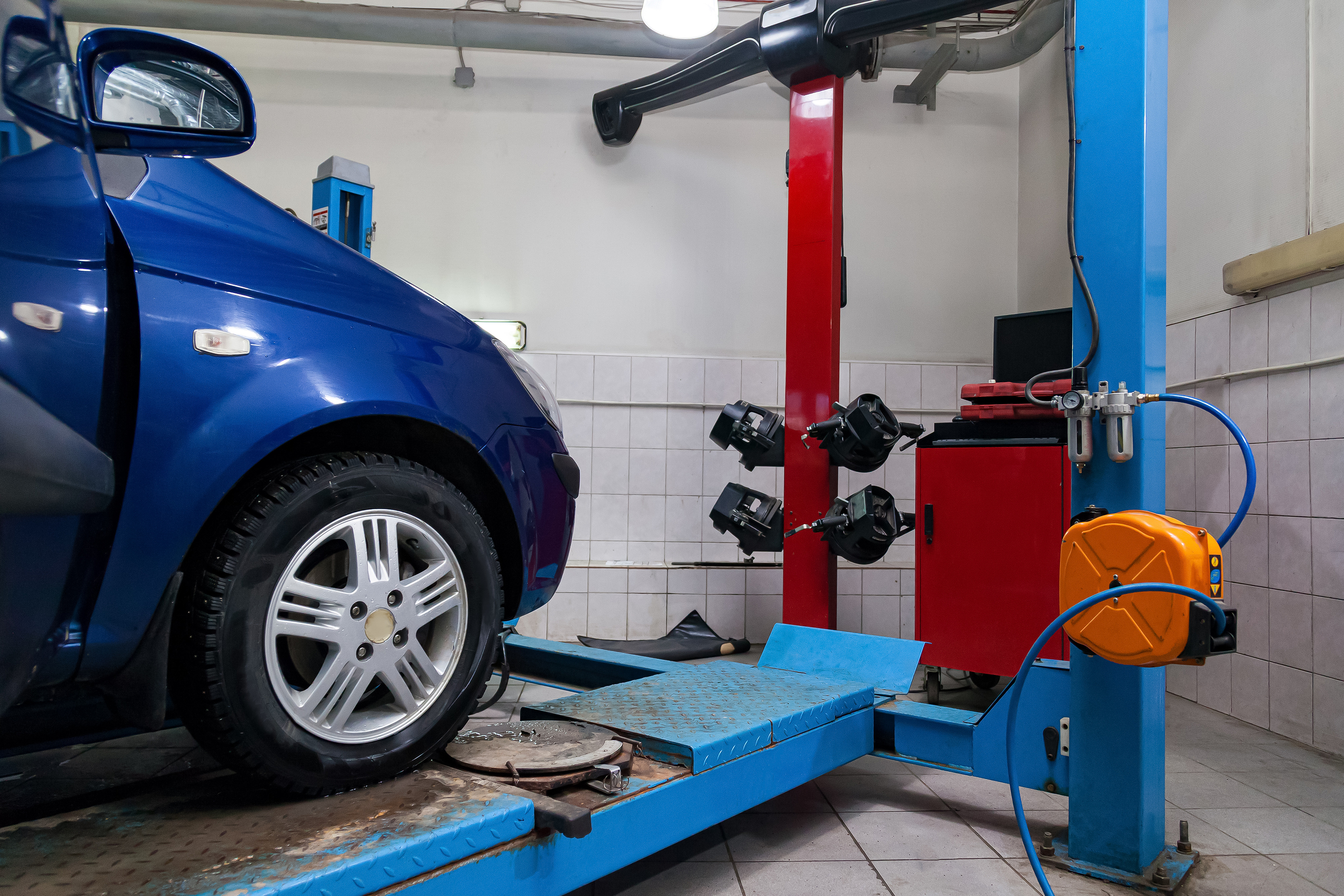 Luxury Car Repair Shop & Service Richardson, TX
