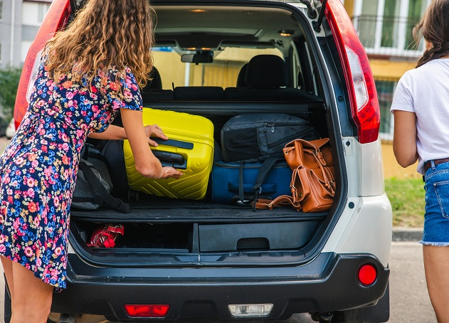 Pack Your Car Properly for Your Trip